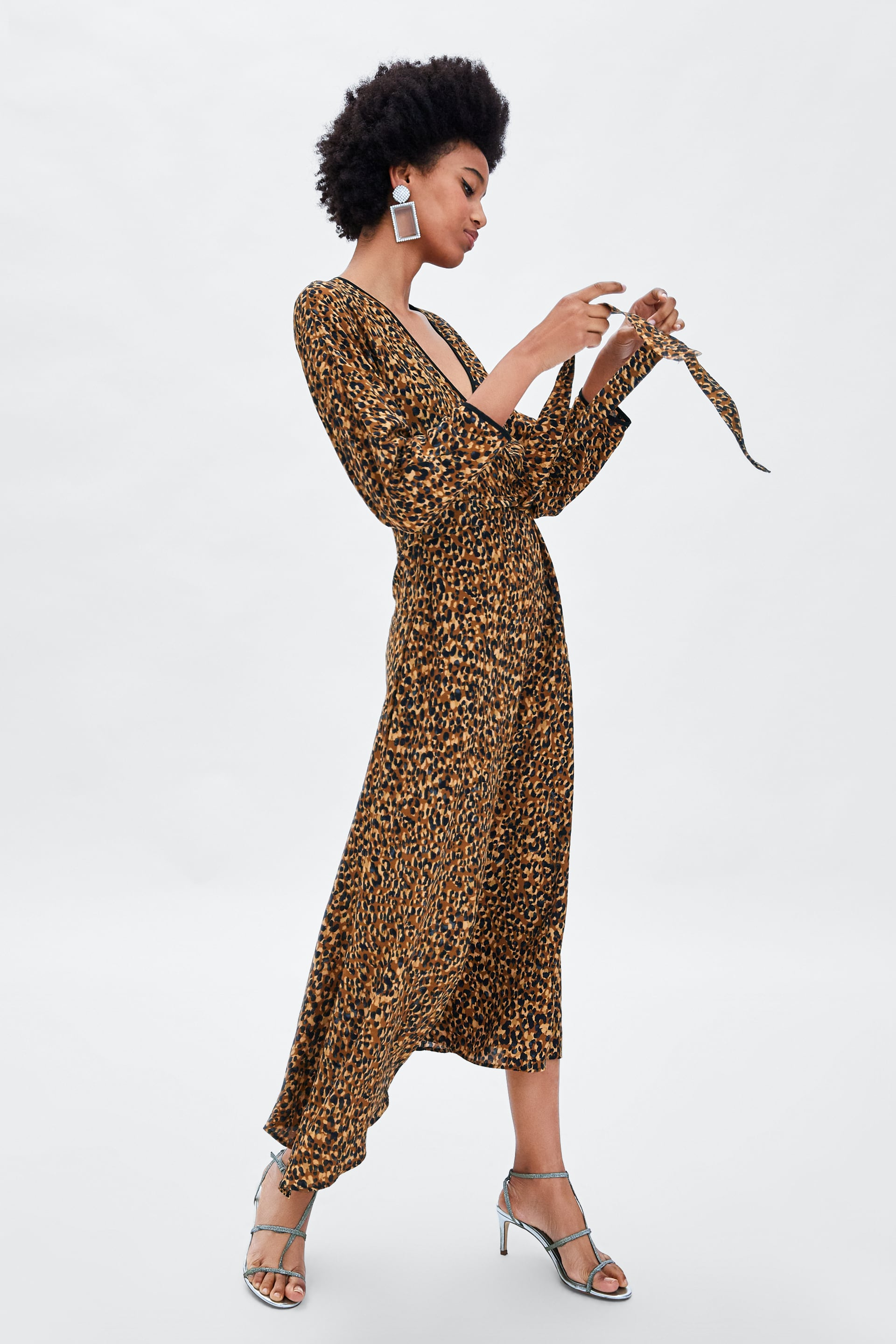 8995ed23ef Best Long Sleeve Wrap Dresses To Wear This Winter 2019