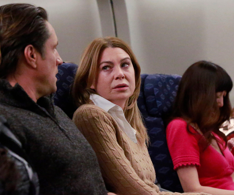 Greys Anatomy Recap Season 13 Episode 20 In The Air