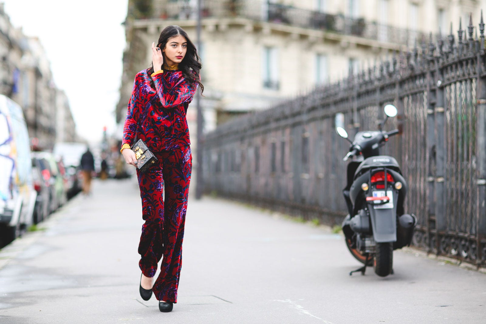 277513dc8f2 Paris Street Style Pictures Fall Winter 2016