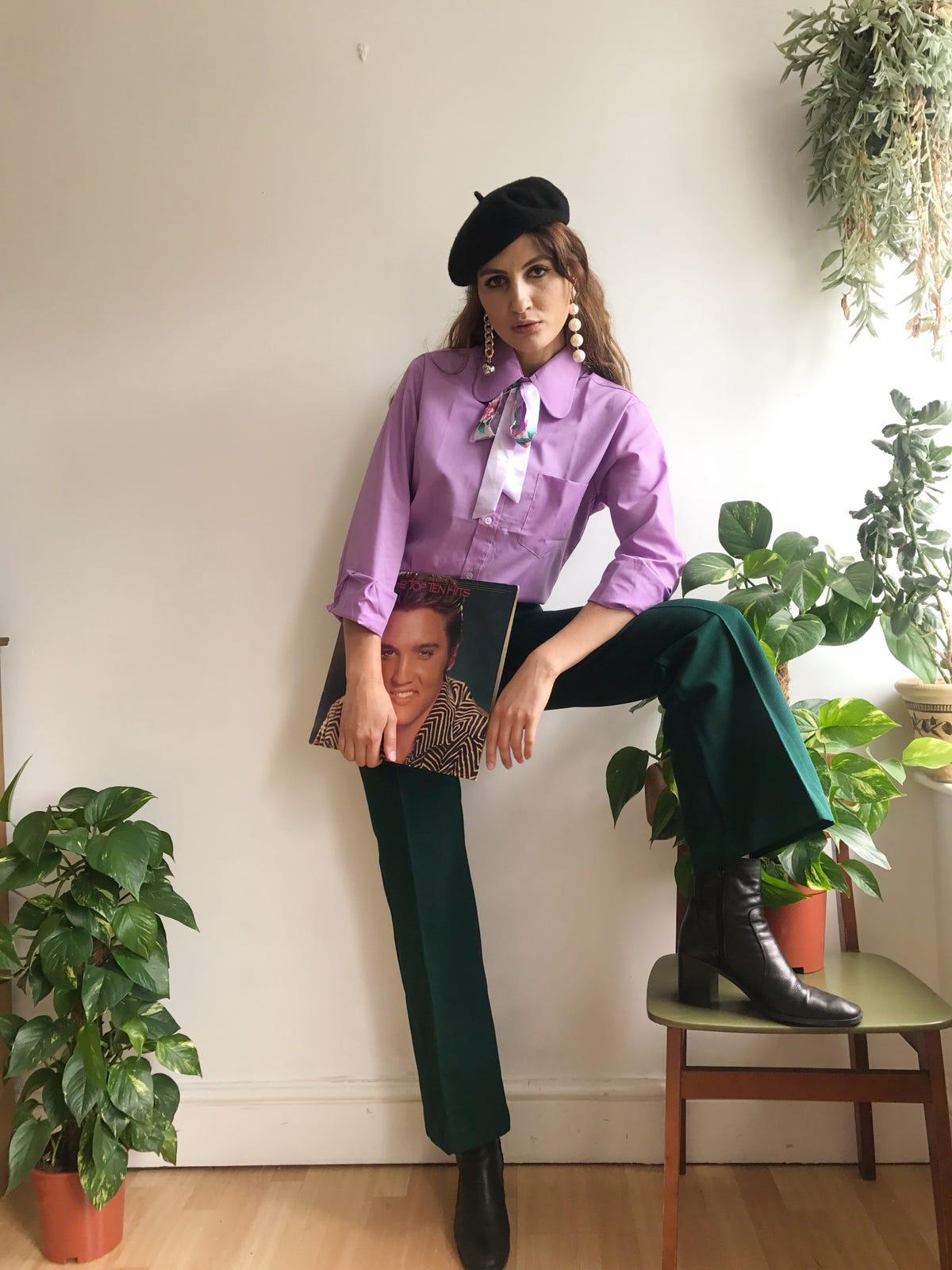 b3a74e64e9cc Vintage Fashion Depop Business - Madseventies