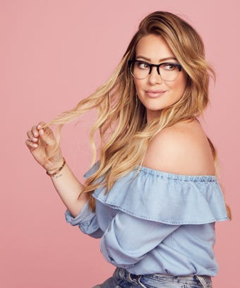 Hilary Duff Explains The Real Meaning Behind Her Newest Tattoo