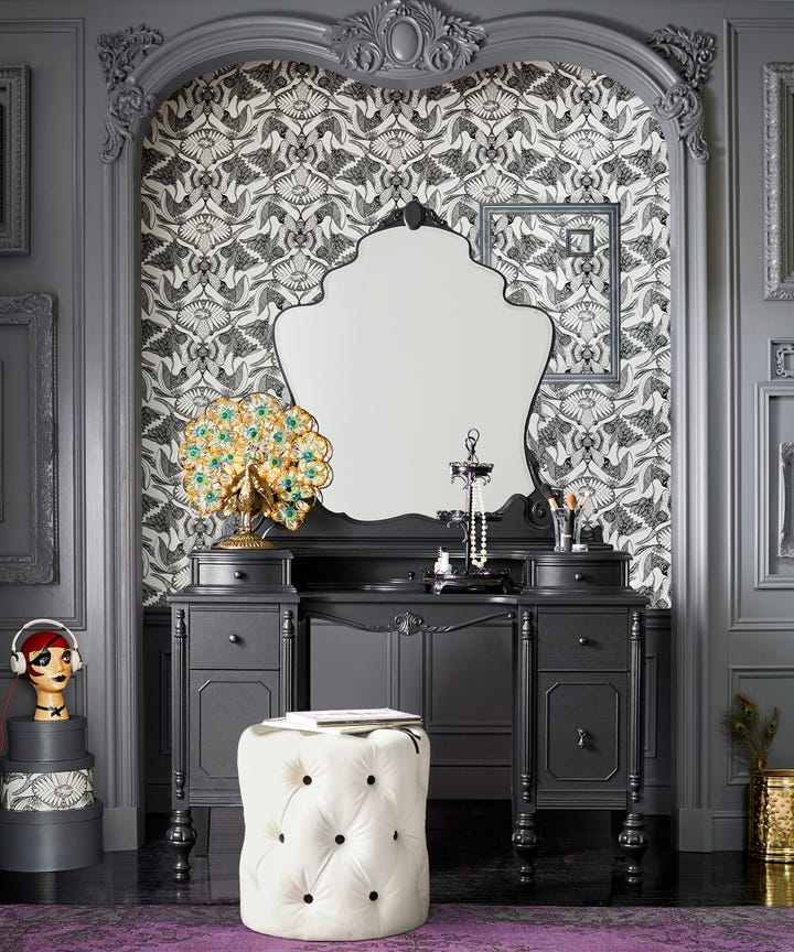 Anna Sui Just Designed The Stylish Bedroom Collection Of Your Dreams