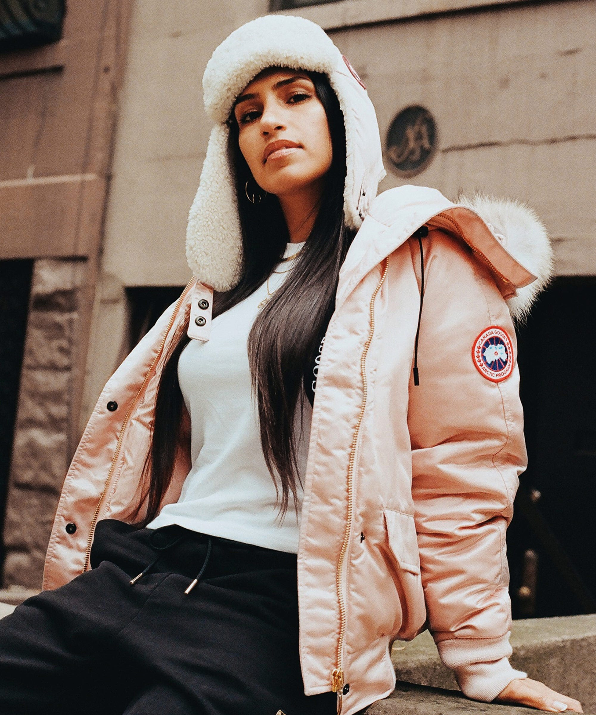 72247079f Drake Octobers Very Own Canada Goose Collection - Shop