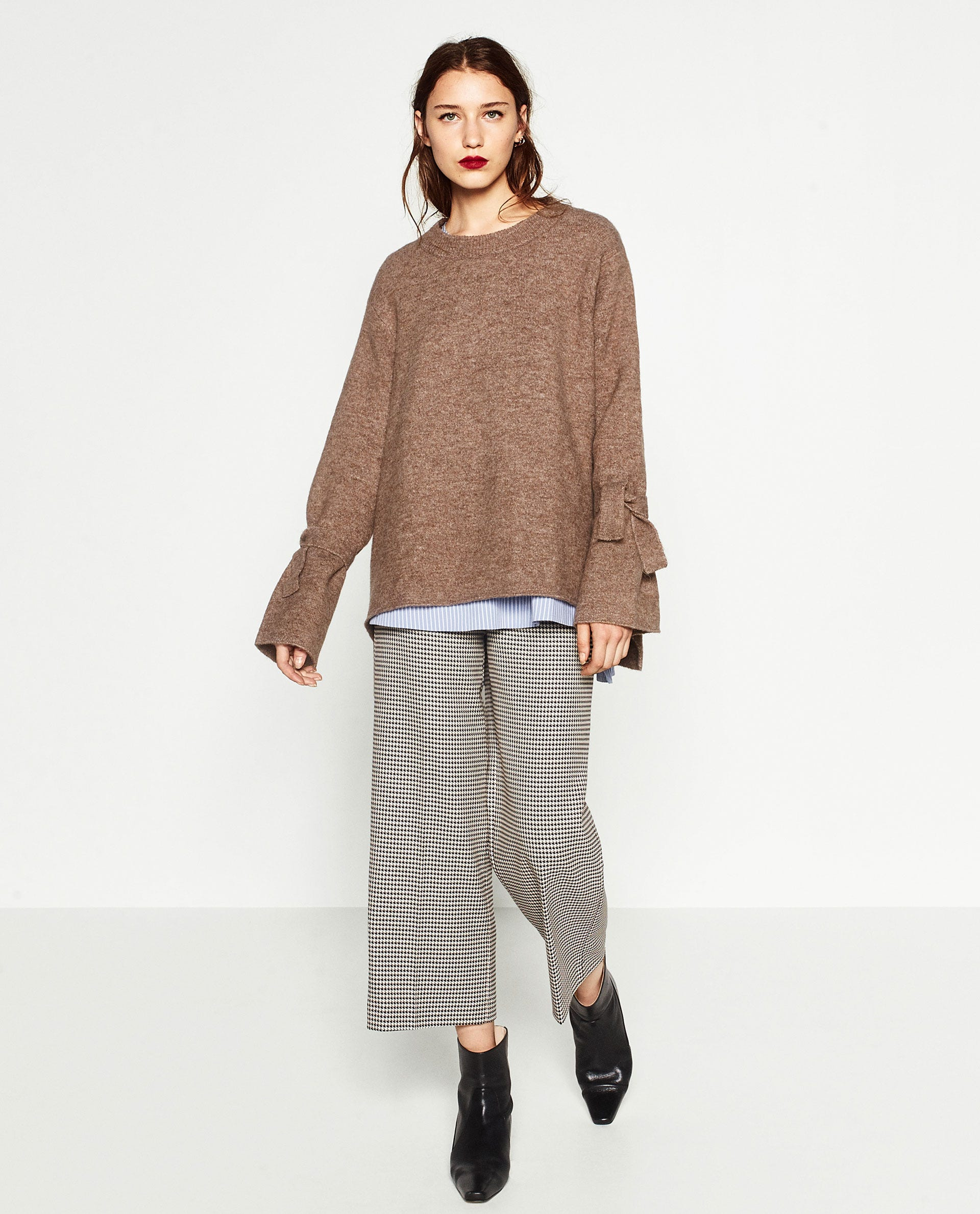 images Zara Has Almost 500 Jumpers, But These 17 Are the Best