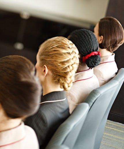 Flight Attendant Makeup Tips Beauty Tricks