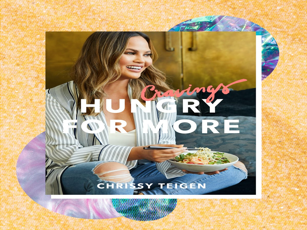 The Surprising Way Chrissy Teigen s New Cookbook Differs From Her First