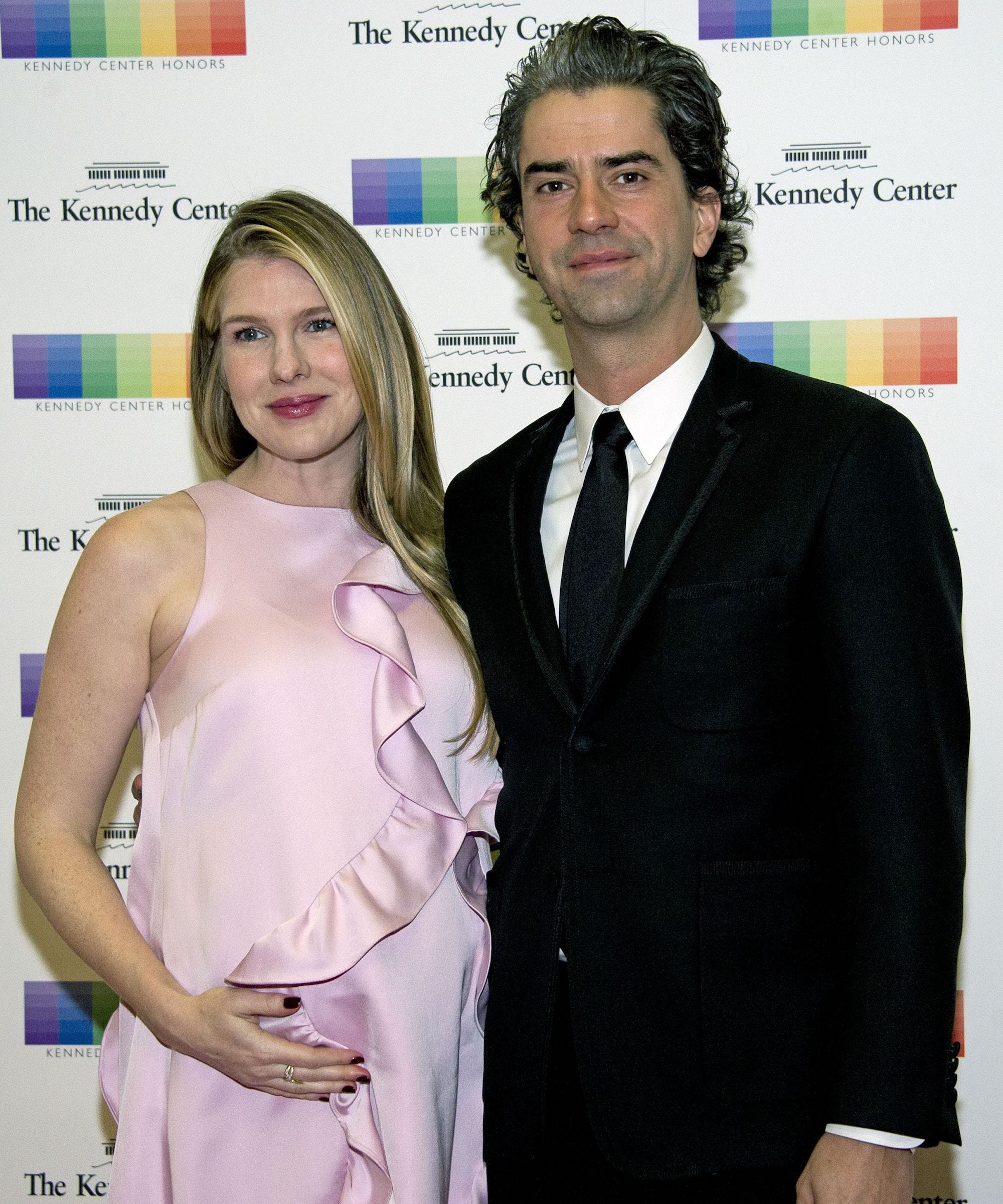 AHS Star Lily Rabe Expecting Baby Hamish Linklater