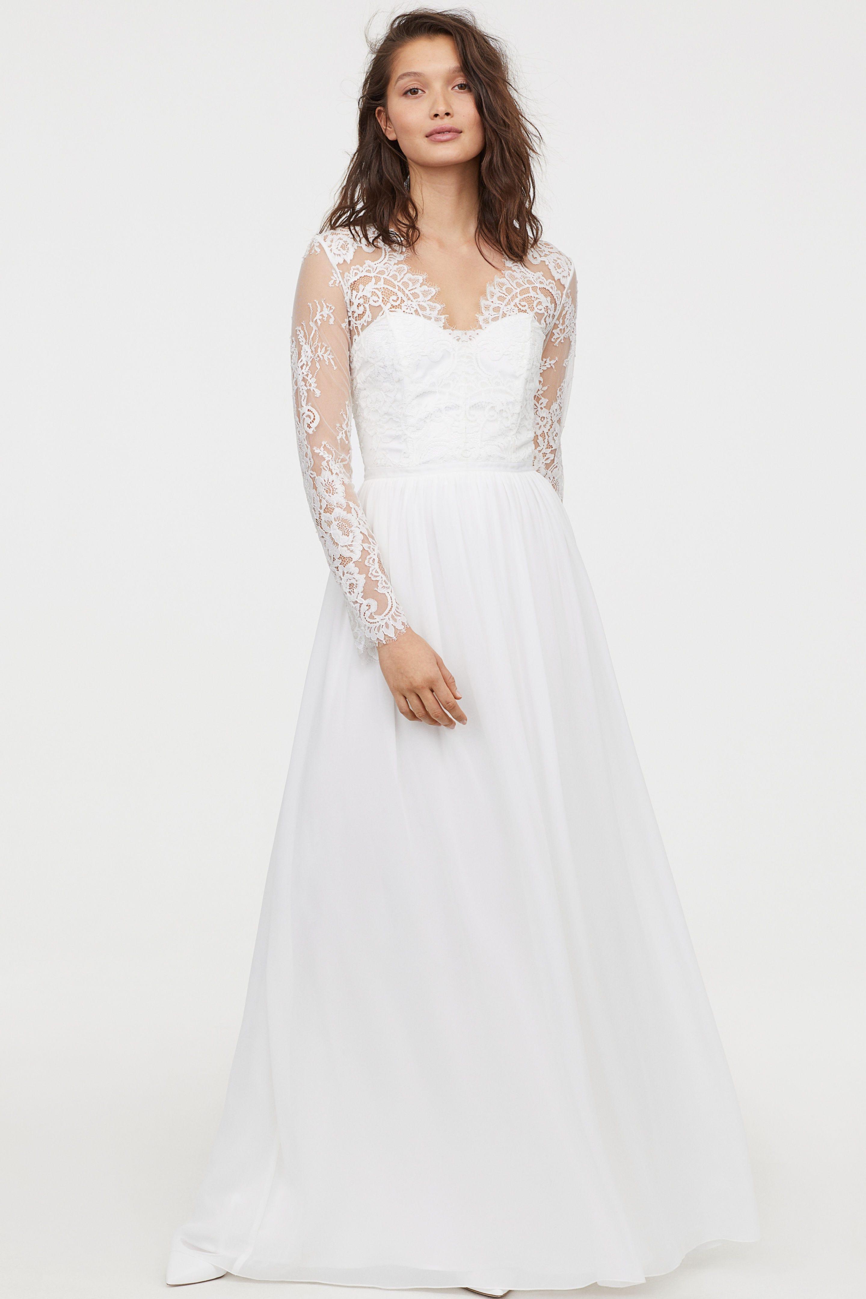 6748b4338def H&M Restocked Kate Middleton Dress in 2019 Wedding Edit