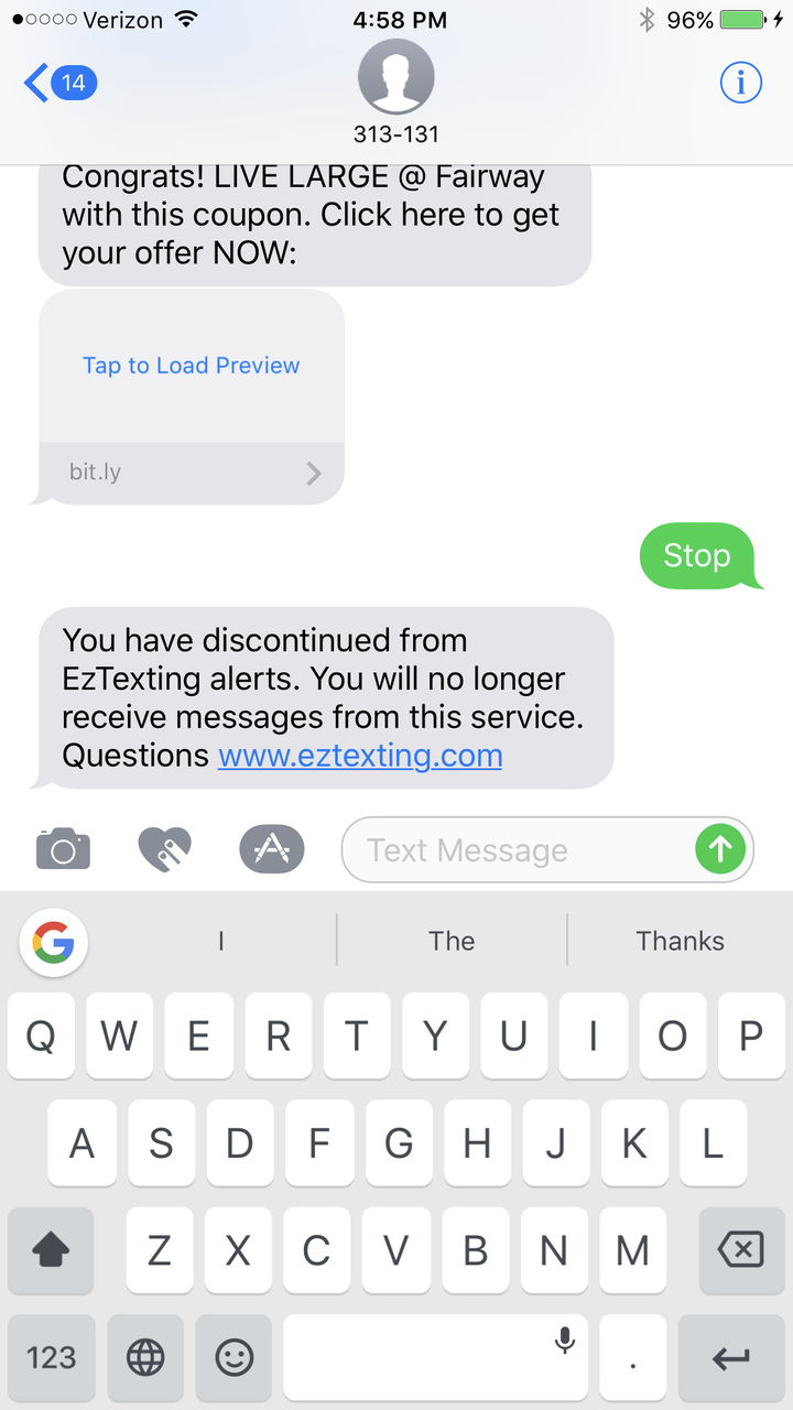 Random texts how to respond to unknown numbers sender do opt out if youve landed up on a subscription text service for a grocery store airport or anywhere else opt out stat this usually involves replying biocorpaavc