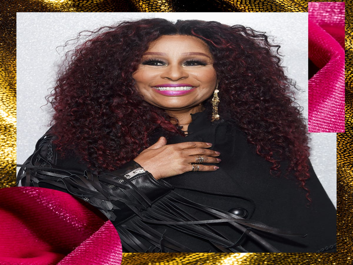 Chaka Khan Used Fabric Dye To Get Her Iconic Red Hair Color