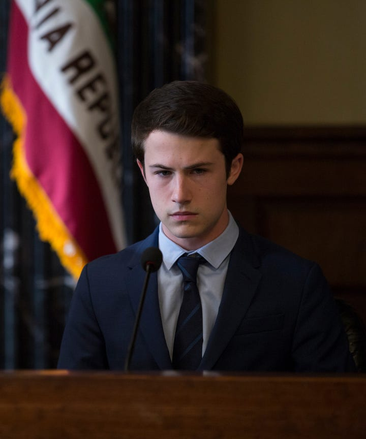 Clay Jensen Gets Consent All Wrong In 13 Reasons S2