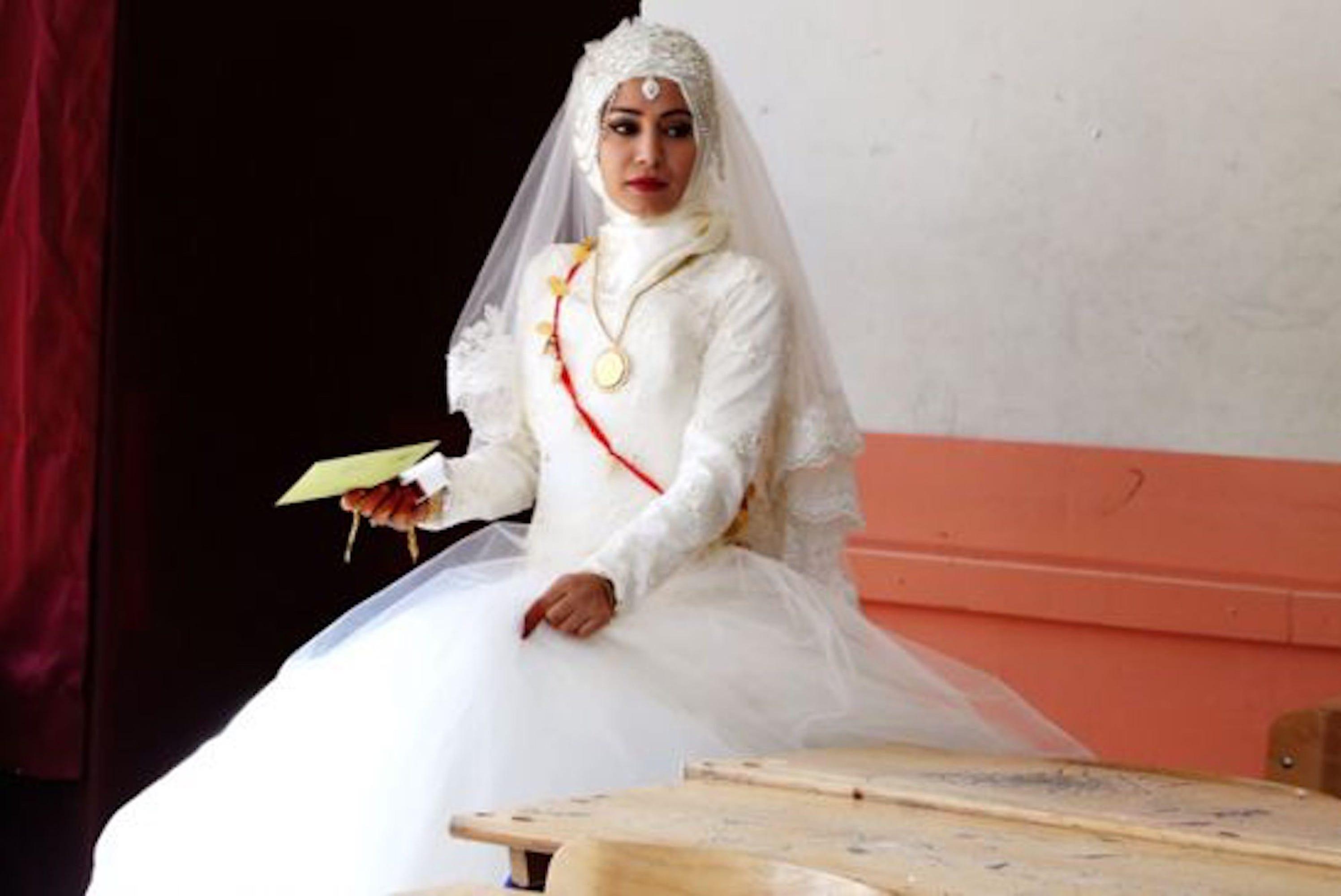 10 traditionelle Hochzeitskleider aus der ganzen Welt