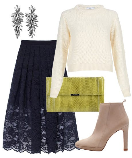 What To Wear To Weddings - Winter Guest Outfits