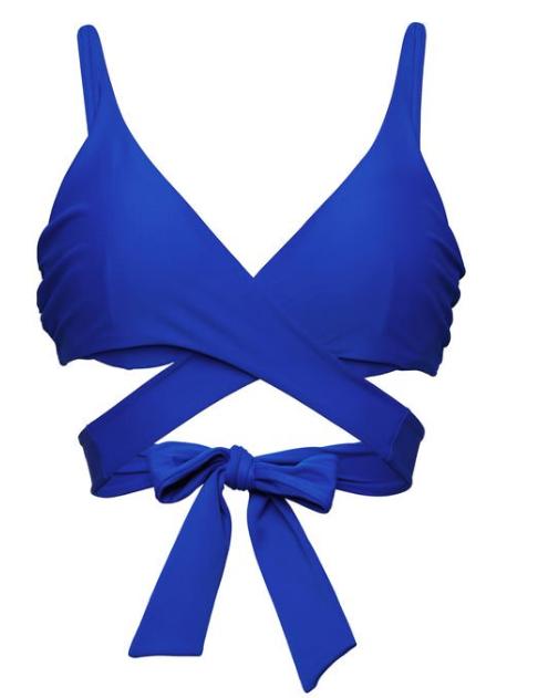 ee5c73ad55 Figleaves London. Rene Underwired Wrap Bikini Top ...