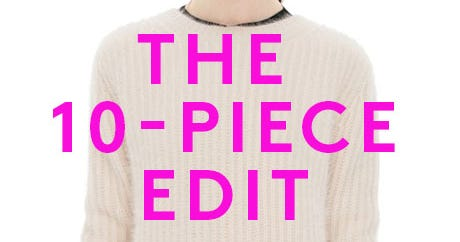 The 10-Piece Closet Edit: Why It Works!