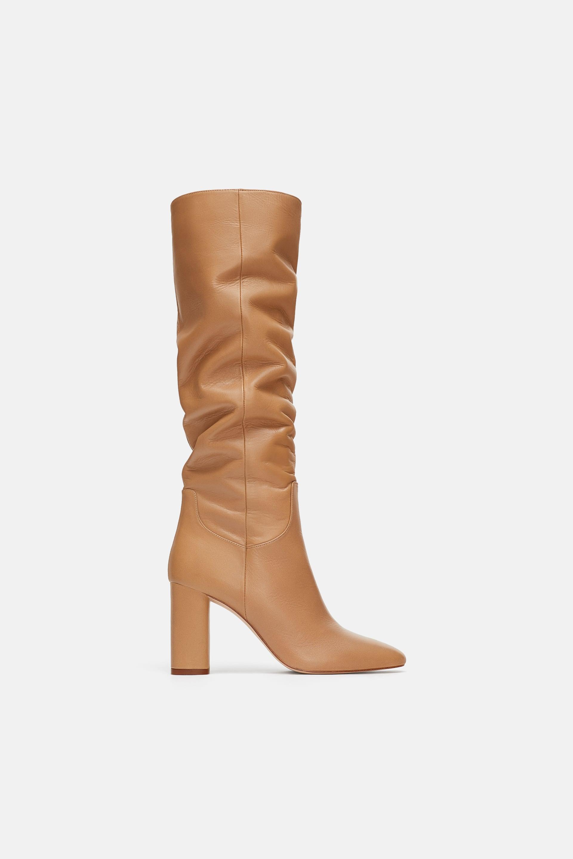 d53b76e83df Best Zara Boots For Women To Wear In Winter   Look Chic
