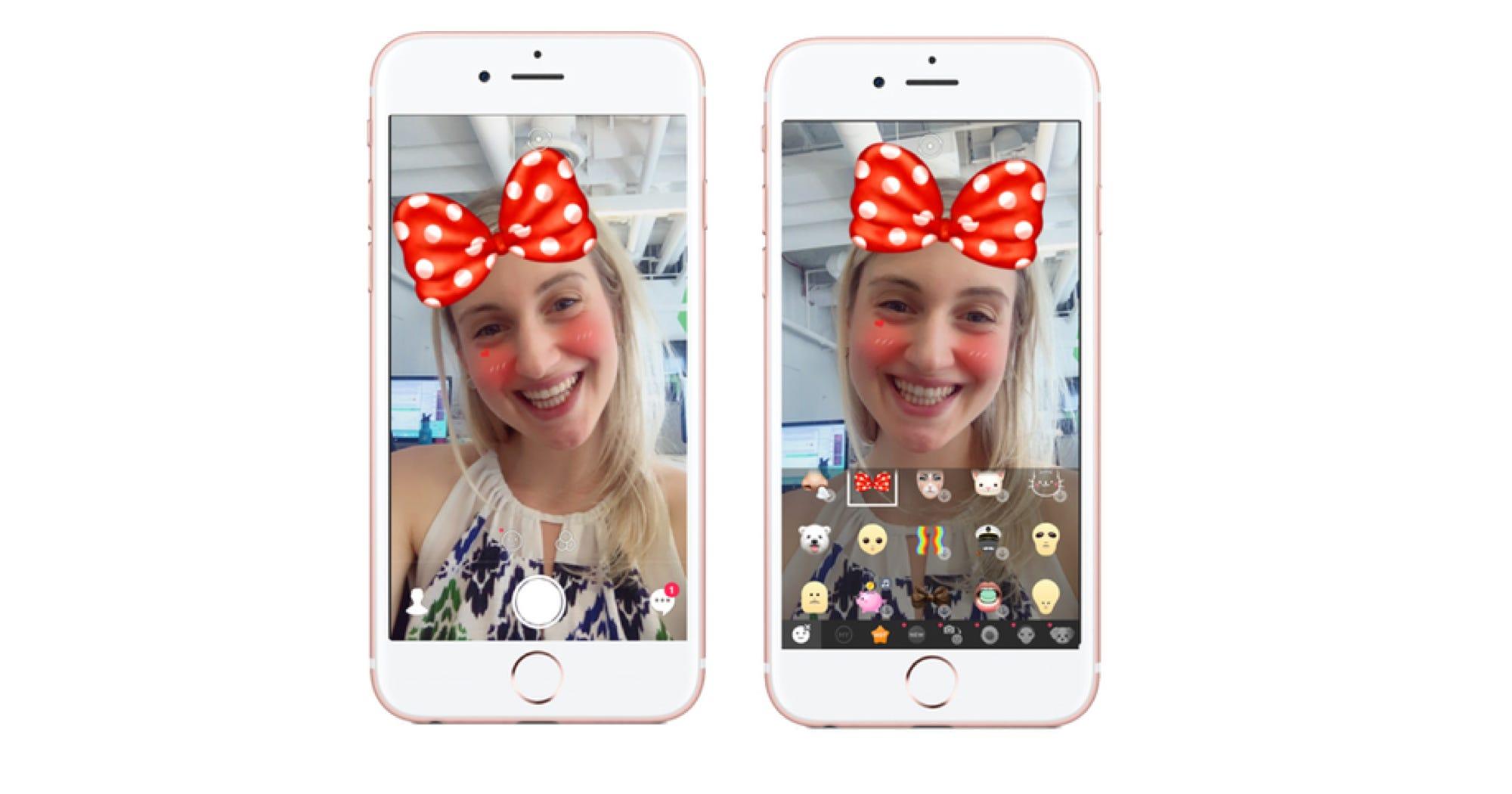 Snow App Filters Best Snapchat Filter Apps Camera