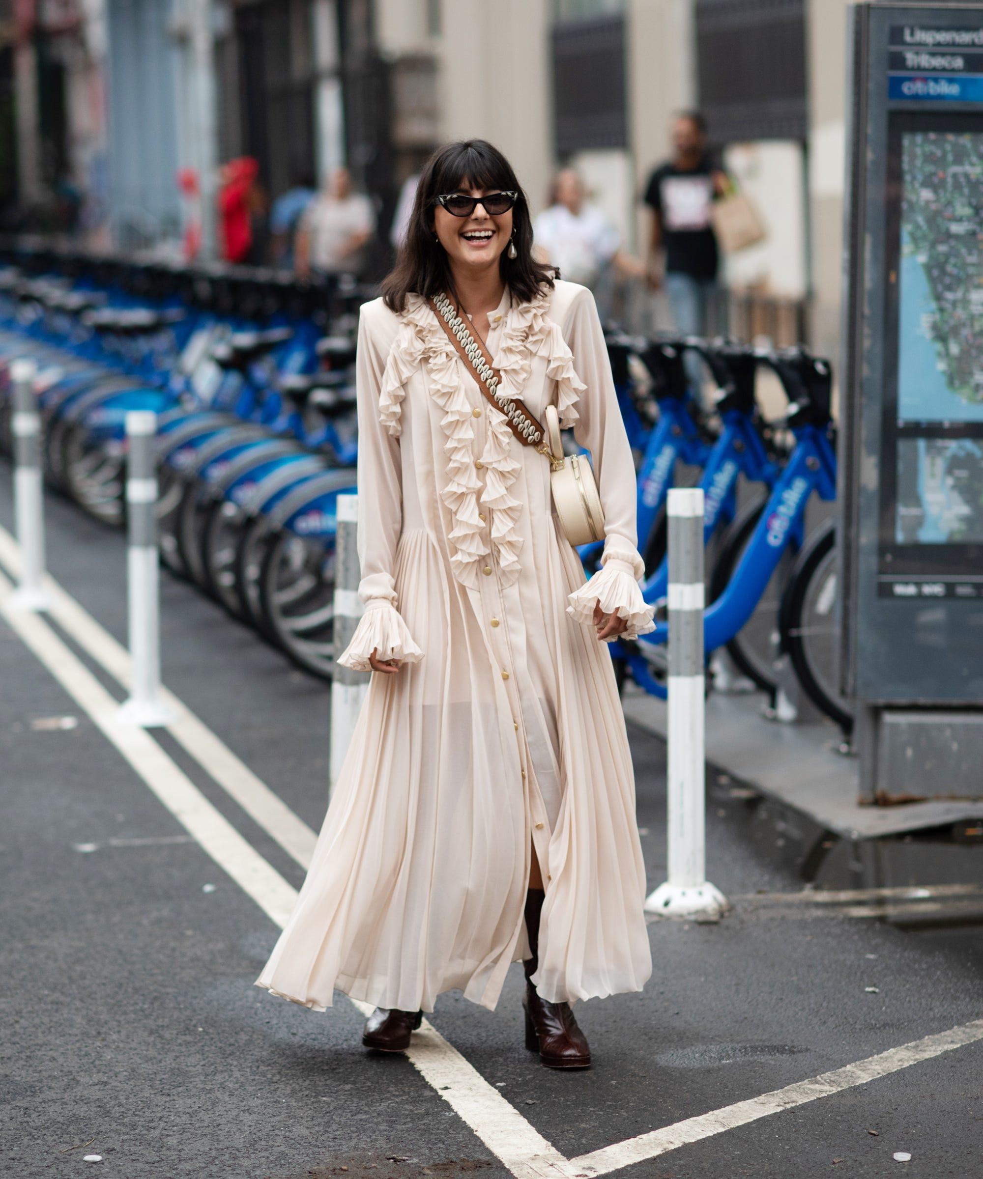ec4732d6a New York Fashion Week Spring Summer 2019 Street Style