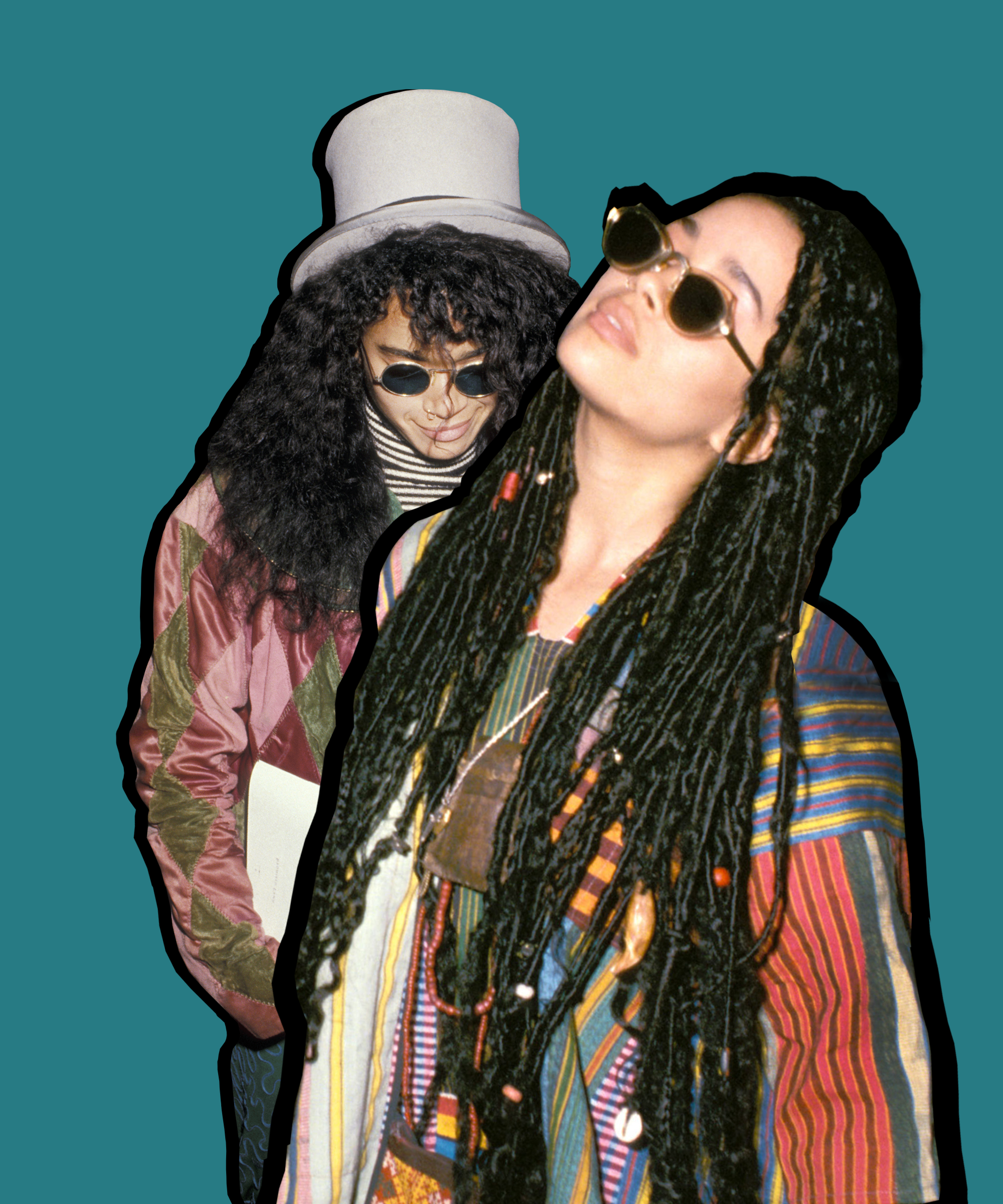 Lisa Bonet Best Fashion Looks From The 90s