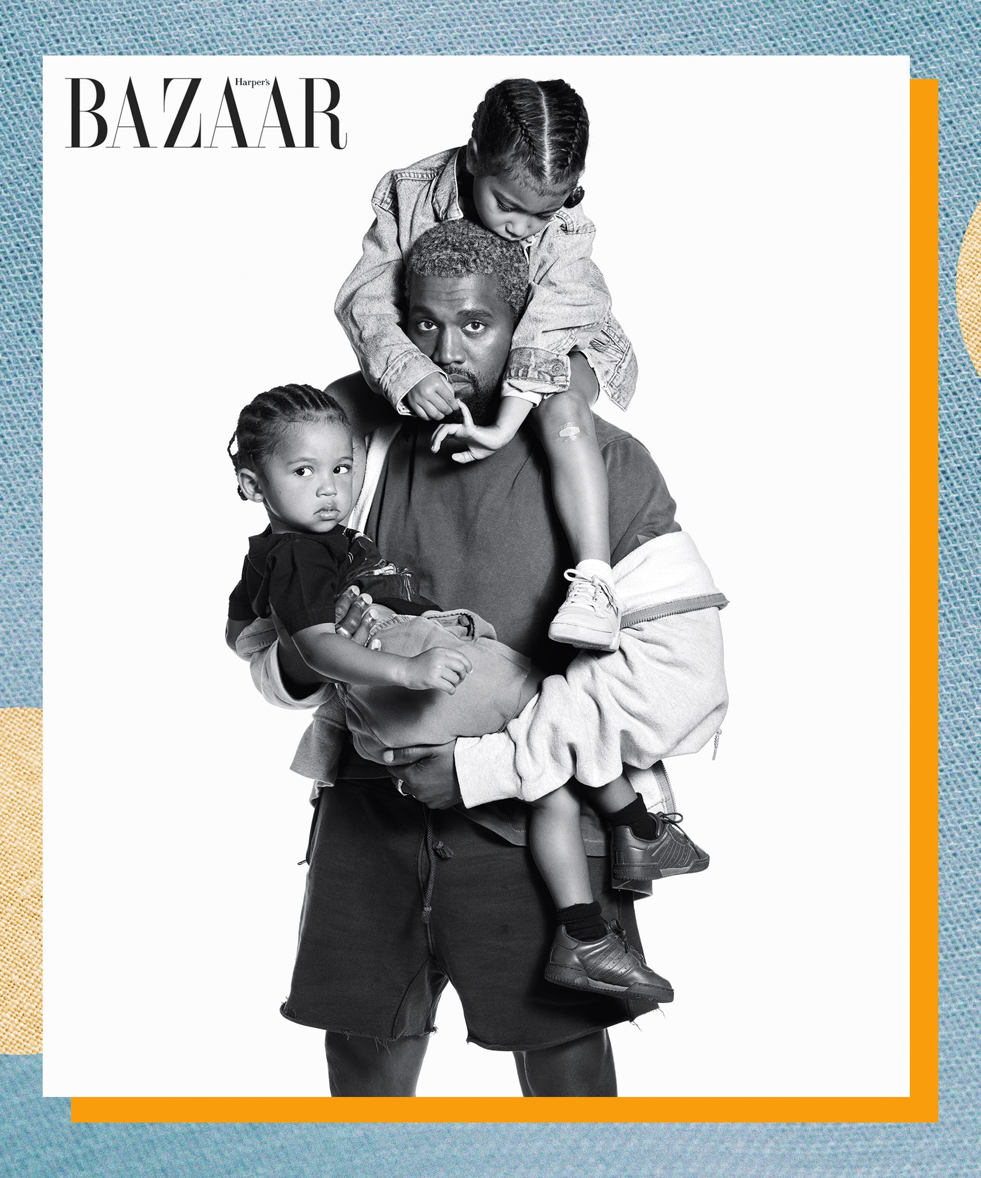 51bd4e578 North West Is Best Part Of Harpers Bazaar Icons Shoot