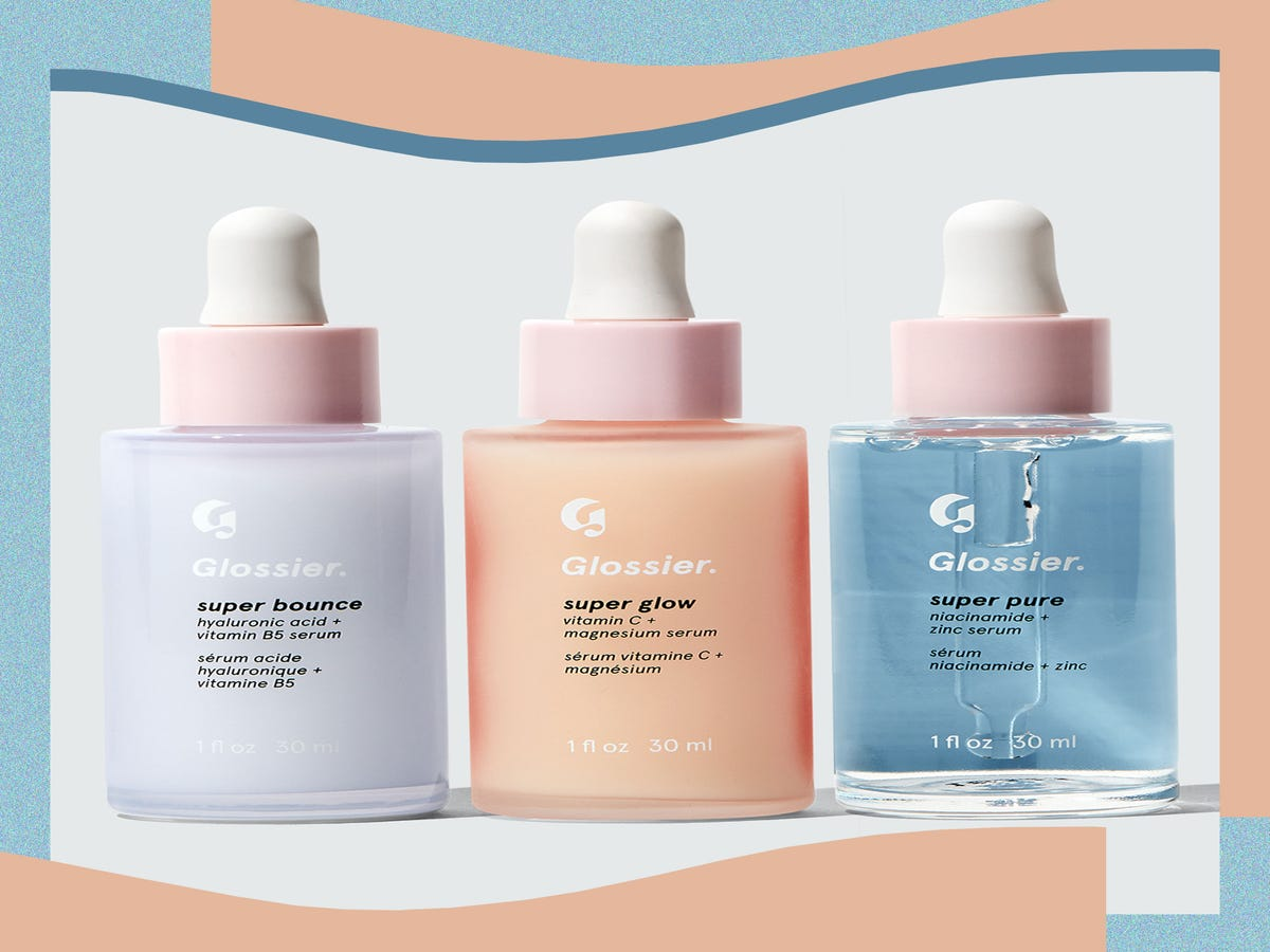 Glossier Is Relaunching The Supers Serums — & You re Going To Want All Three