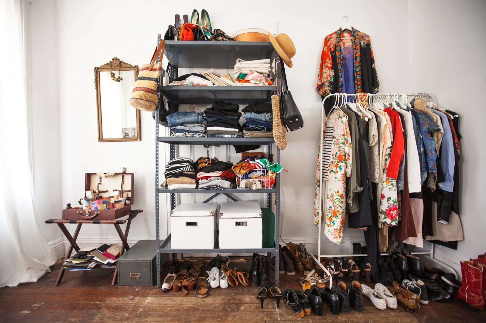 Closet Organizers Ideas Part - 42: Refinery29
