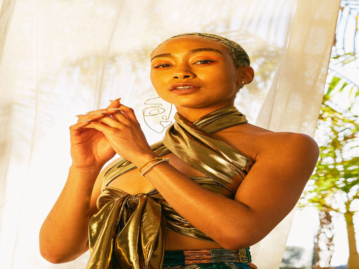 Tati Gabrielle: What Shaving My Head Taught Me About Beauty
