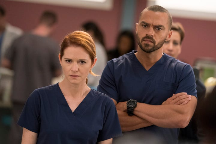 Greys Anatomy Recap Season 14 Episode 10 Personal Jesus