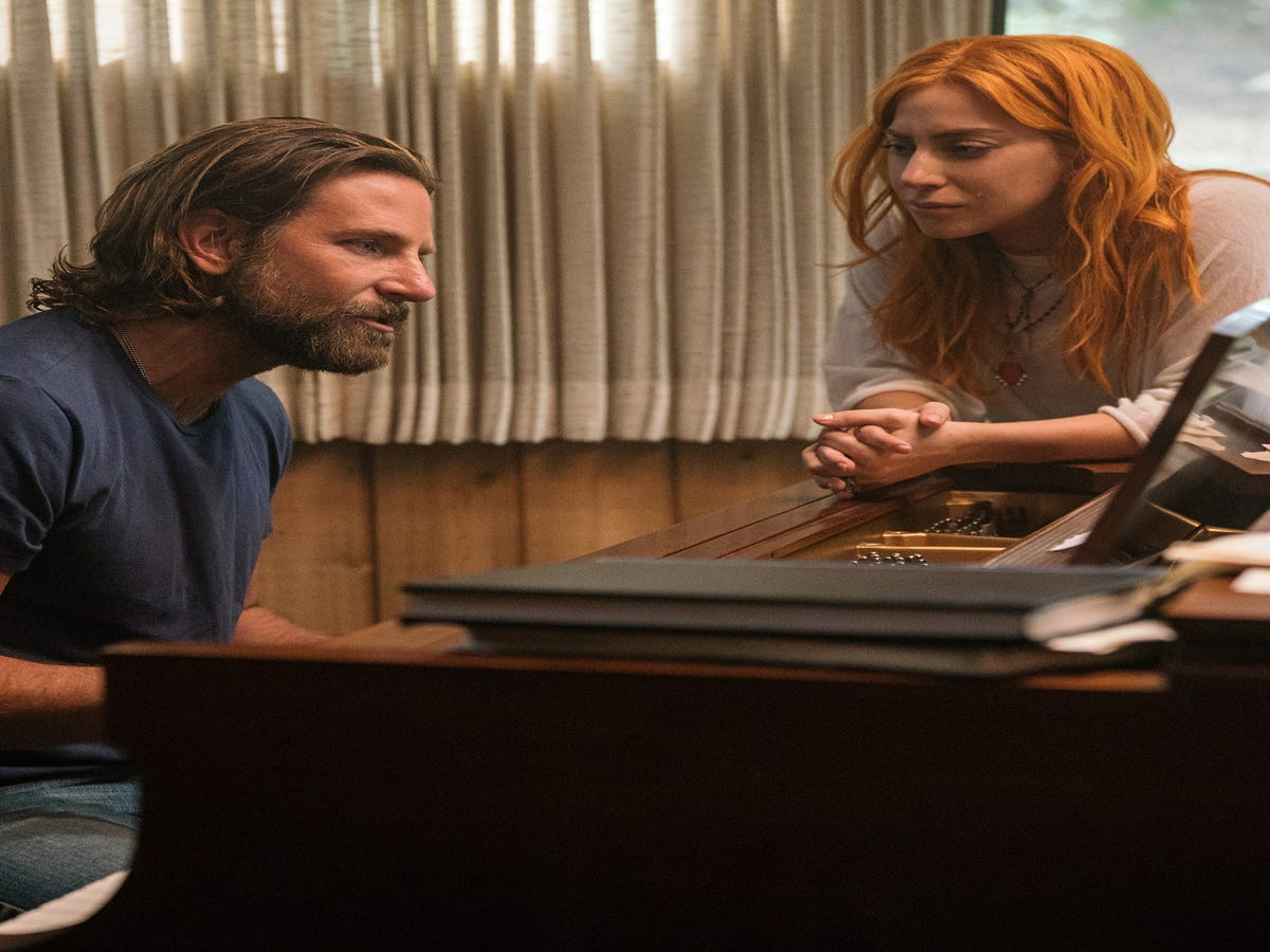 The Meaning Behind Bradley Cooper & Lady Gaga s Hair In A Star Is Born
