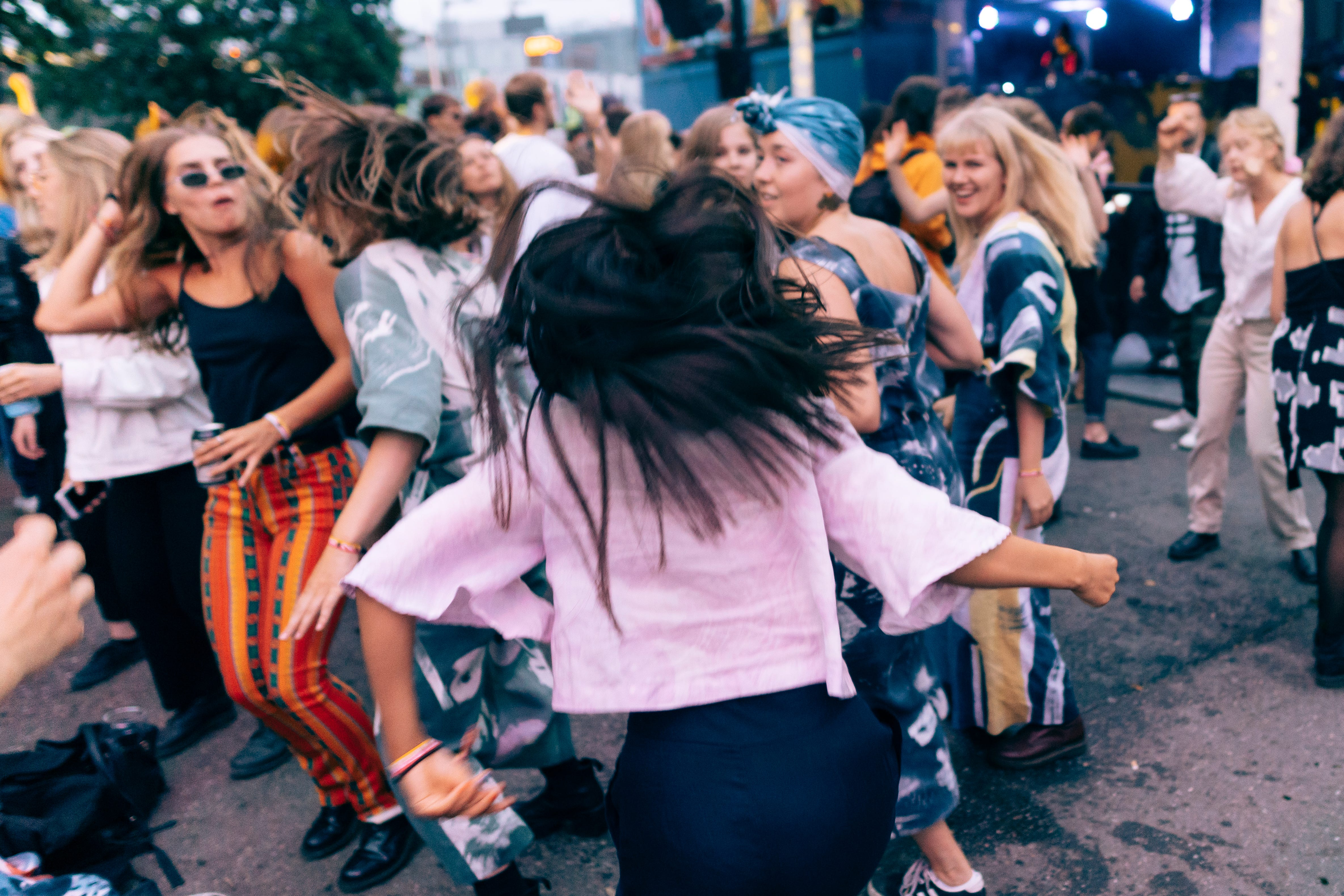 I Went To A Music Festival Abroad On My Own & Kept A Diary