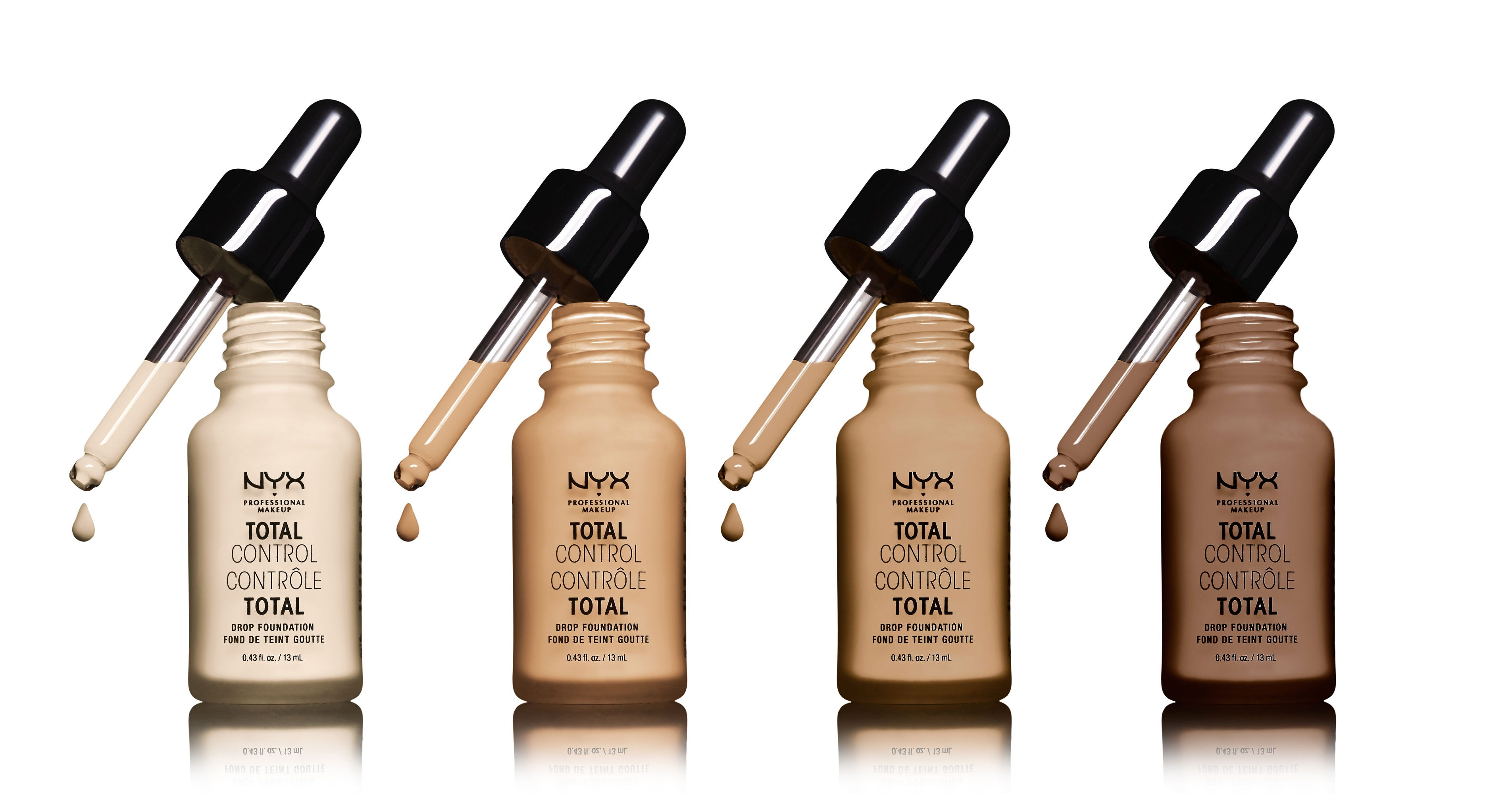 32f33a1fc Nyx's Cheap Foundation Is As Good As The Fancy Stuff — & We've Got The Proof