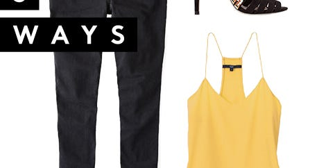 3 Denim Combos You Gotta Try Now