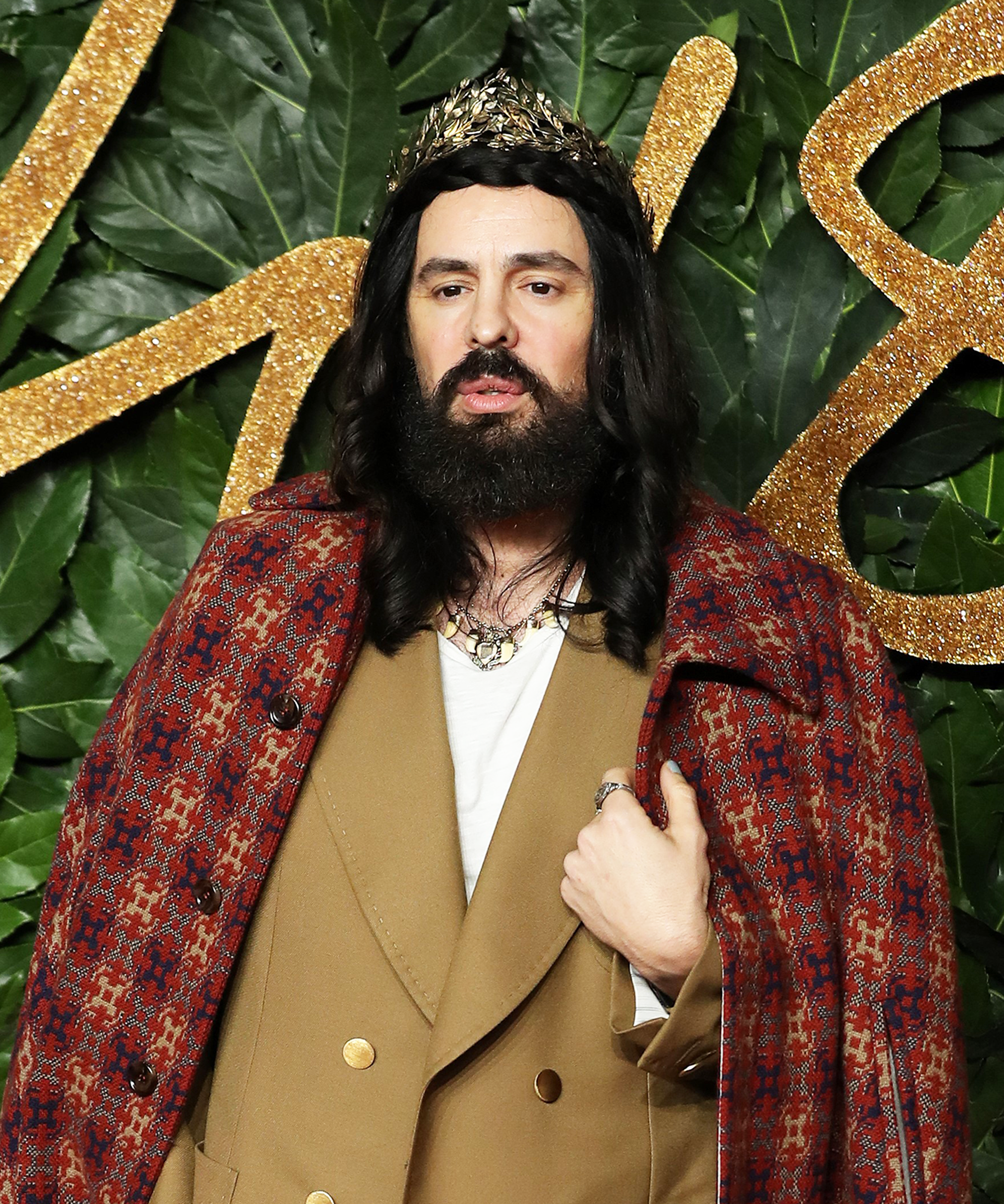 Gucci's Alessandro Michele Speaks Out About The Sweater Resembling Blackface