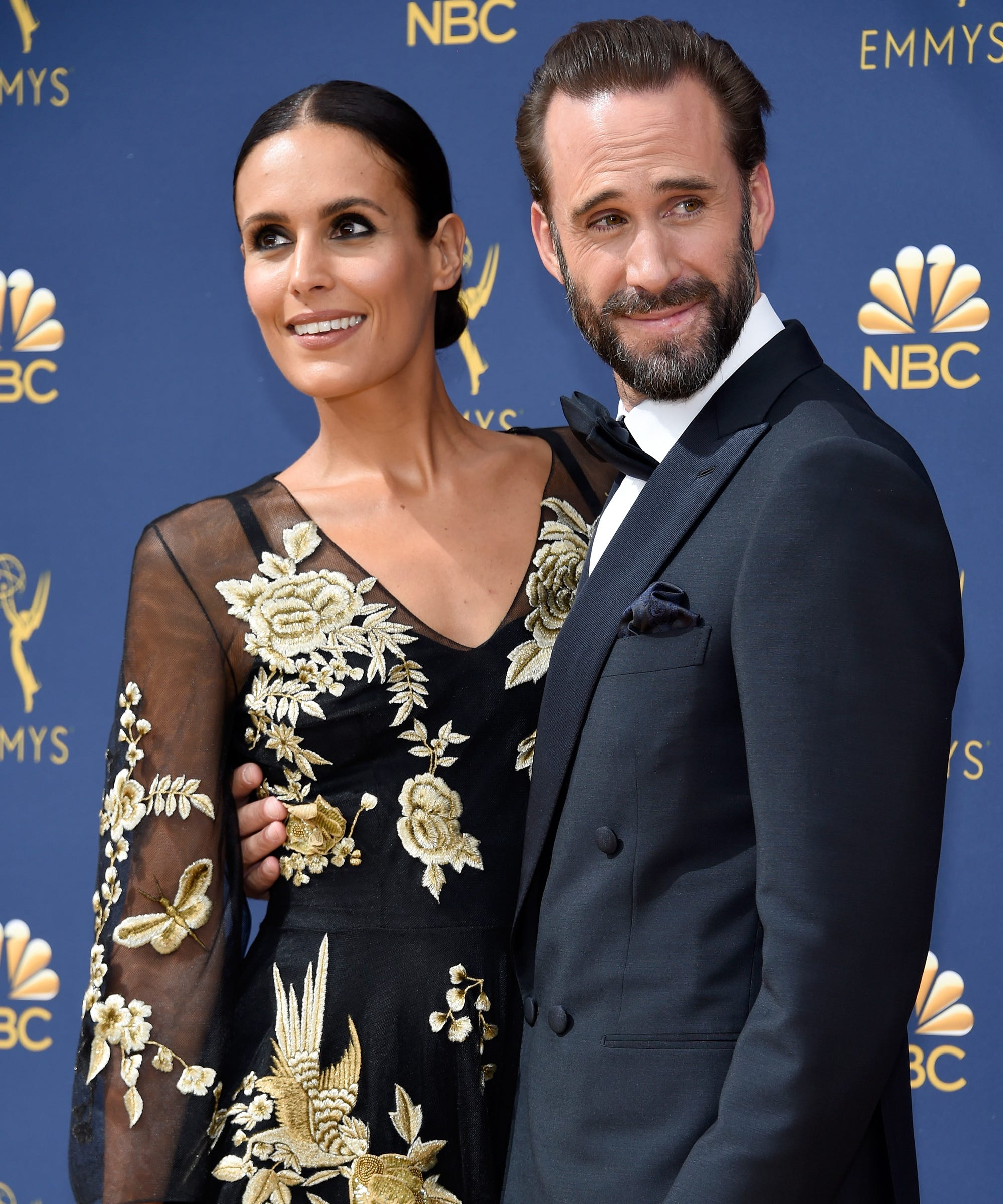 Emmys 2018 Cutest Celebrity Couples Red Carpet Photos