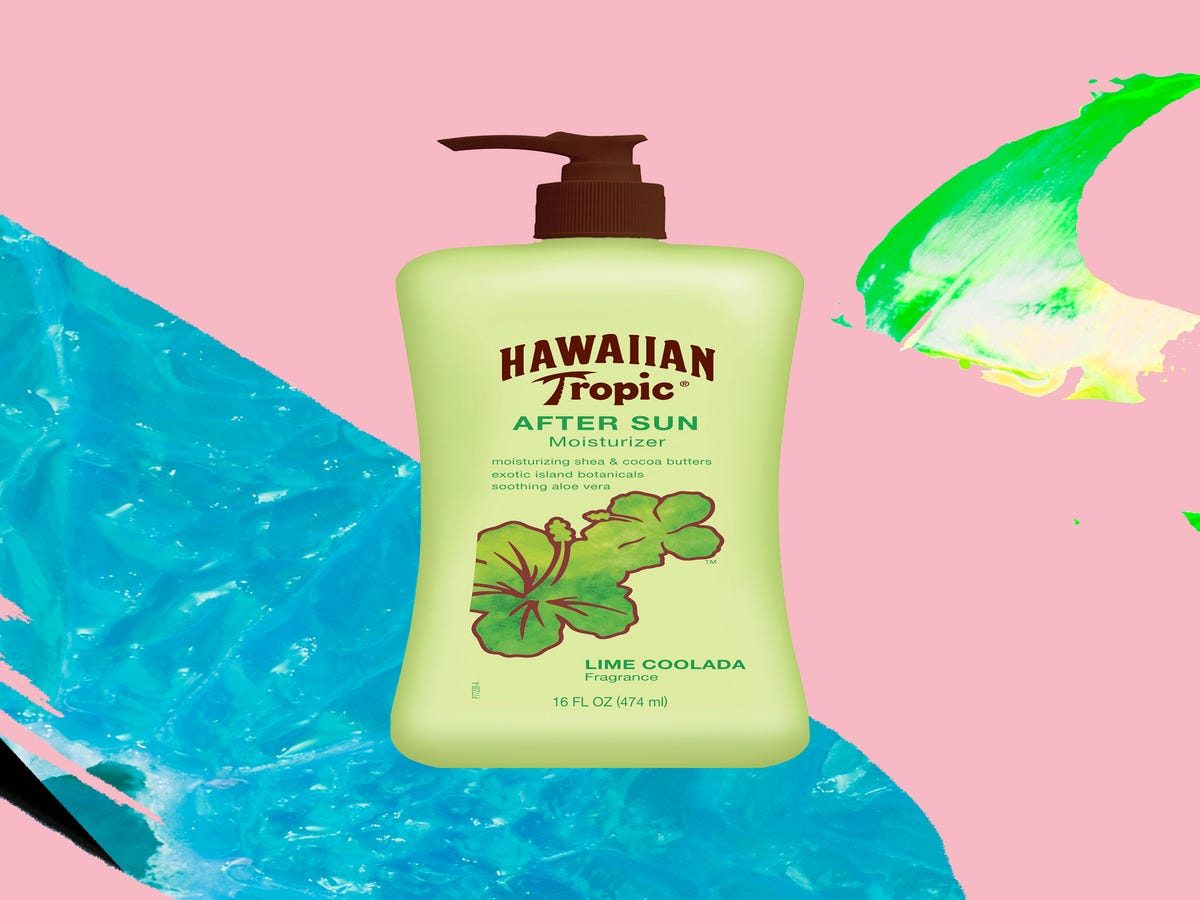 Under-$20 Aloe Vera Products That Will Heal Your Sunburn In A Snap