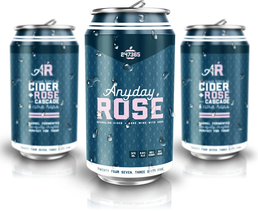 Best Canned Rose Wine Brands To Drink This Summer 2018