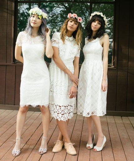 Modcloth Wedding Dress.Modcloth Bridal Affordable Wedding Bridesmaid Dresses