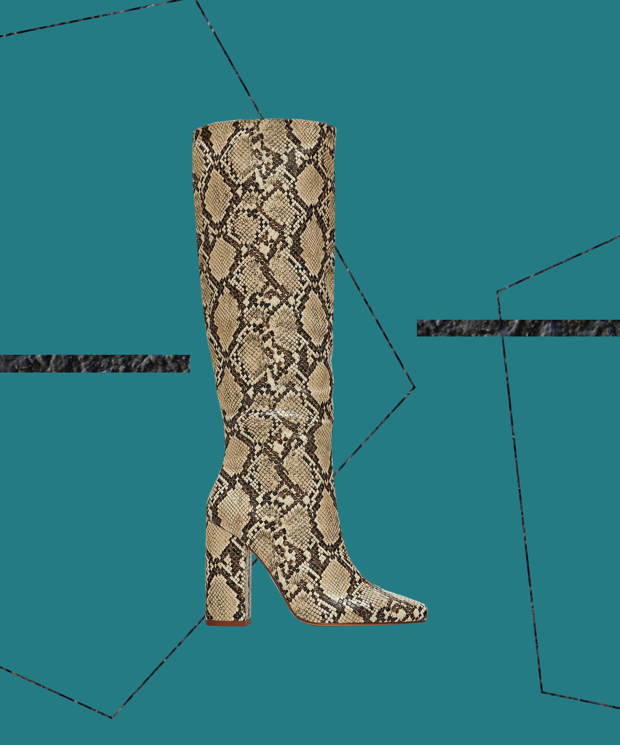 This Is The 2018 Way To Do Go-Go Boots