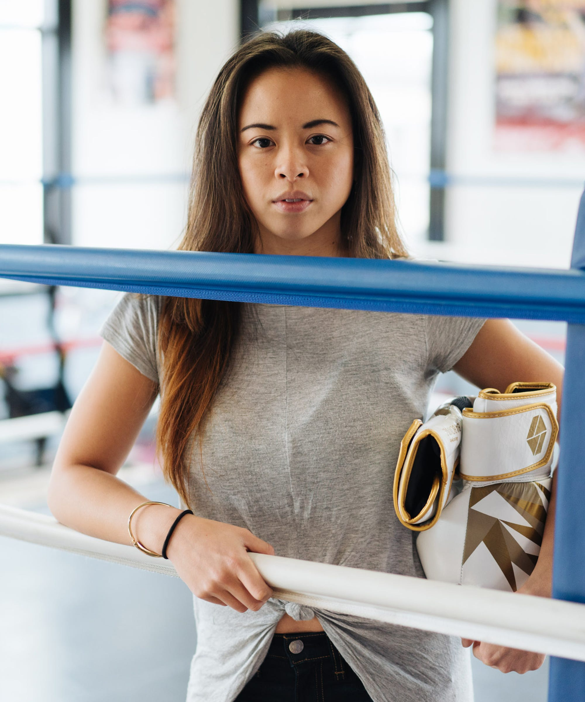 Meet The Founder Making Space For Women In Combat Sports