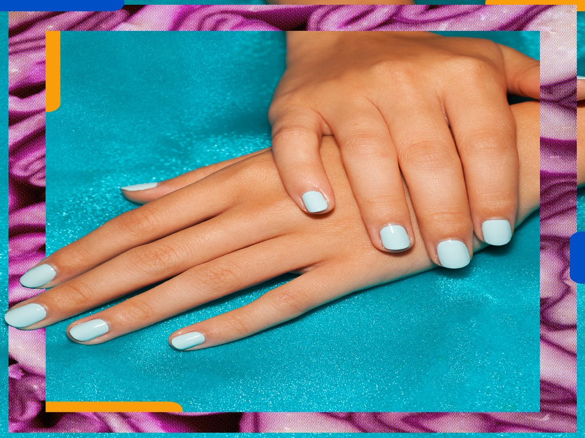 The Summer Nail Art To Try When Mercury Is In Retrograde