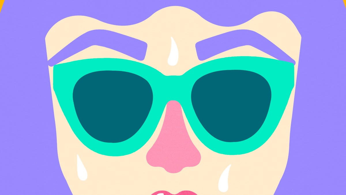 6 Tips To Stop Sweating This Summer