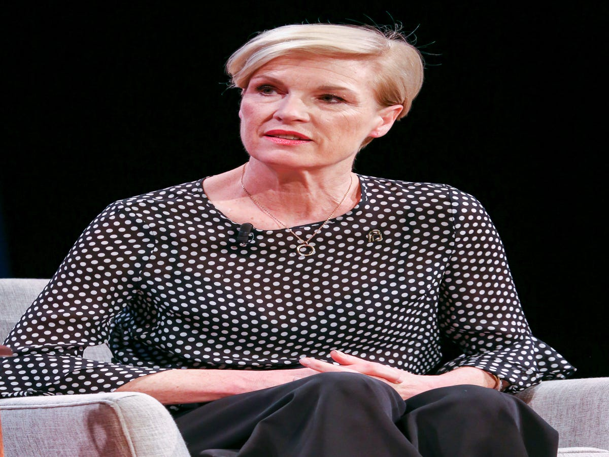 Cecile Richards On Running For Office:  Never Say Never
