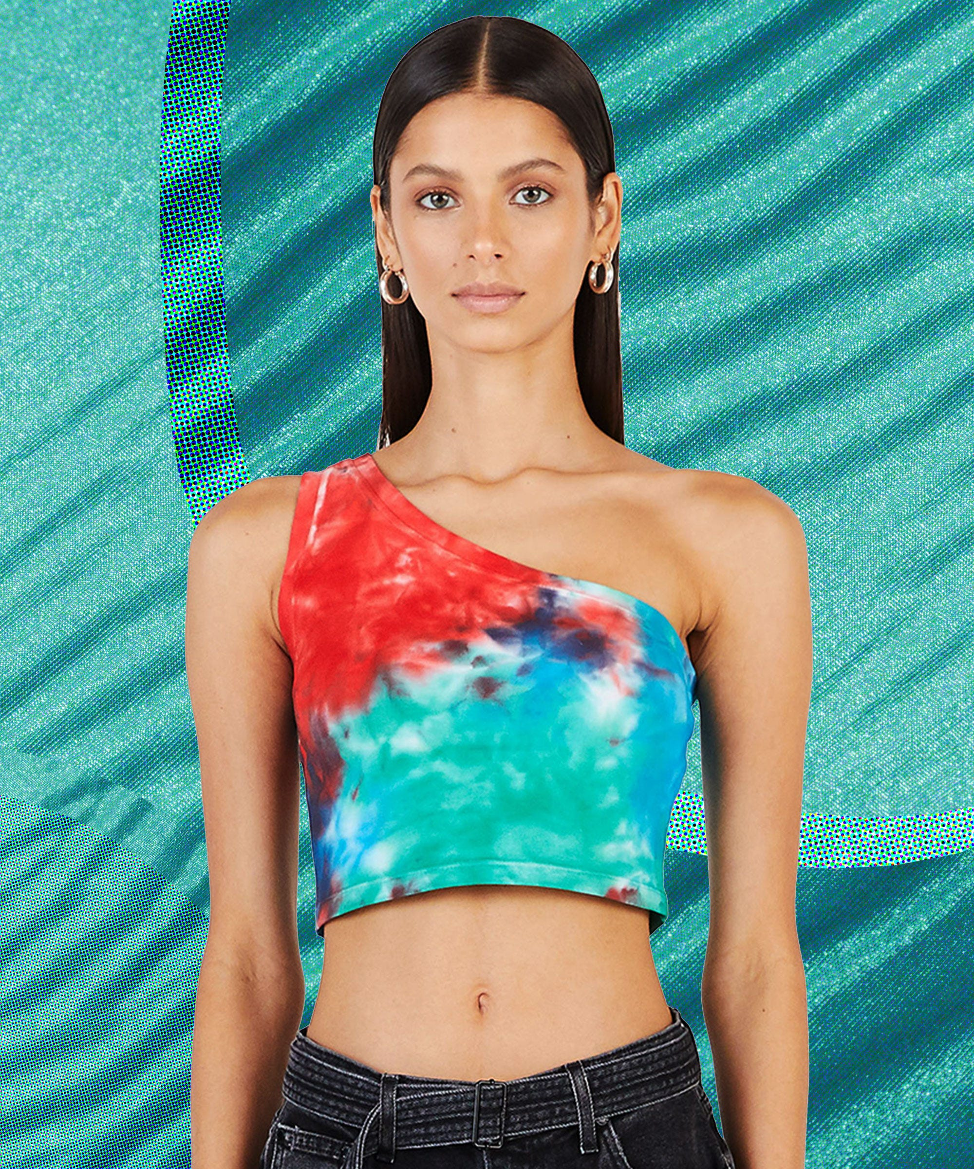 f785d4ed6921 Summer Fashion Trends 2019 Tie Dye To Florals