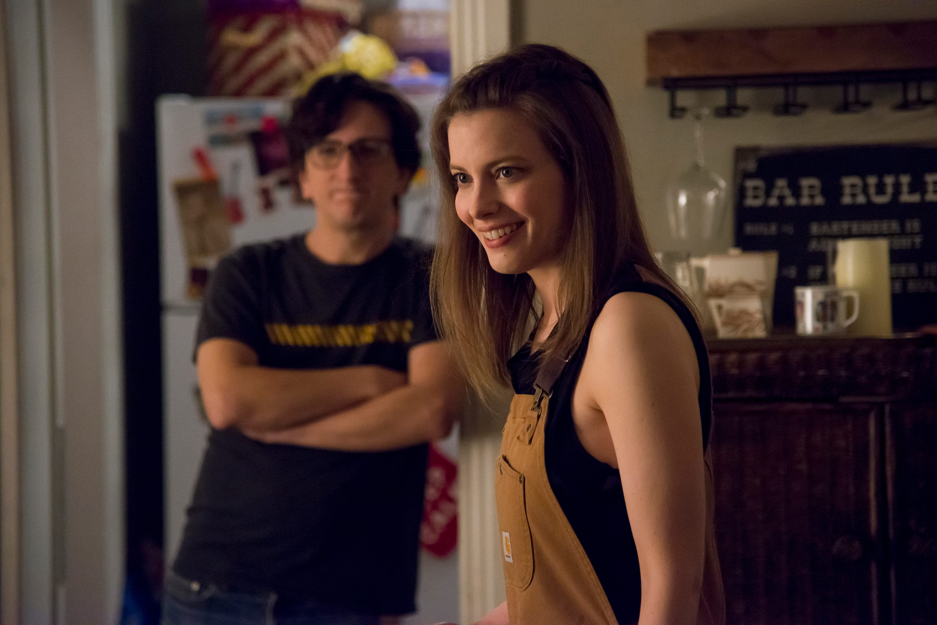 Watch Gillian Jacobs on Playing a Female Anti-Hero and BattlingSelf-Doubt video