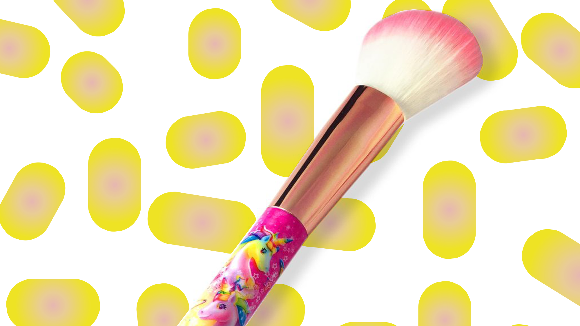 Lisa Frank Glamour Dolls Makeup Brush Kickstarter 1309ceba8