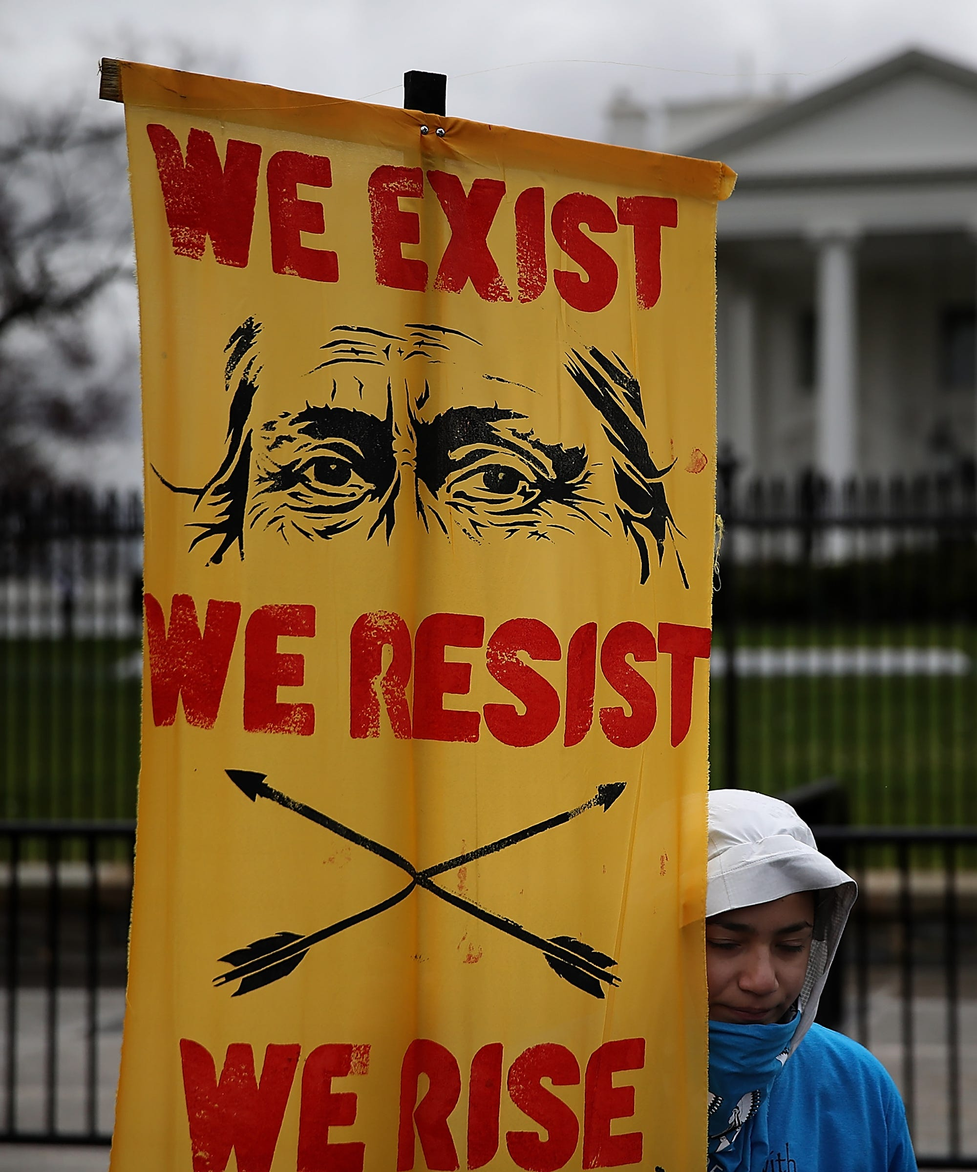 Protesters Lost The Fight Against DAPL — Here's Why They're Still Hopeful