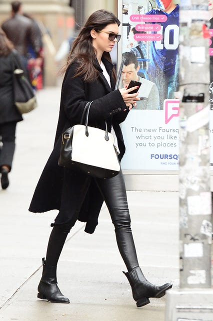 ca3b395d210 Celebrity Chelsea Boots Trend Pictures