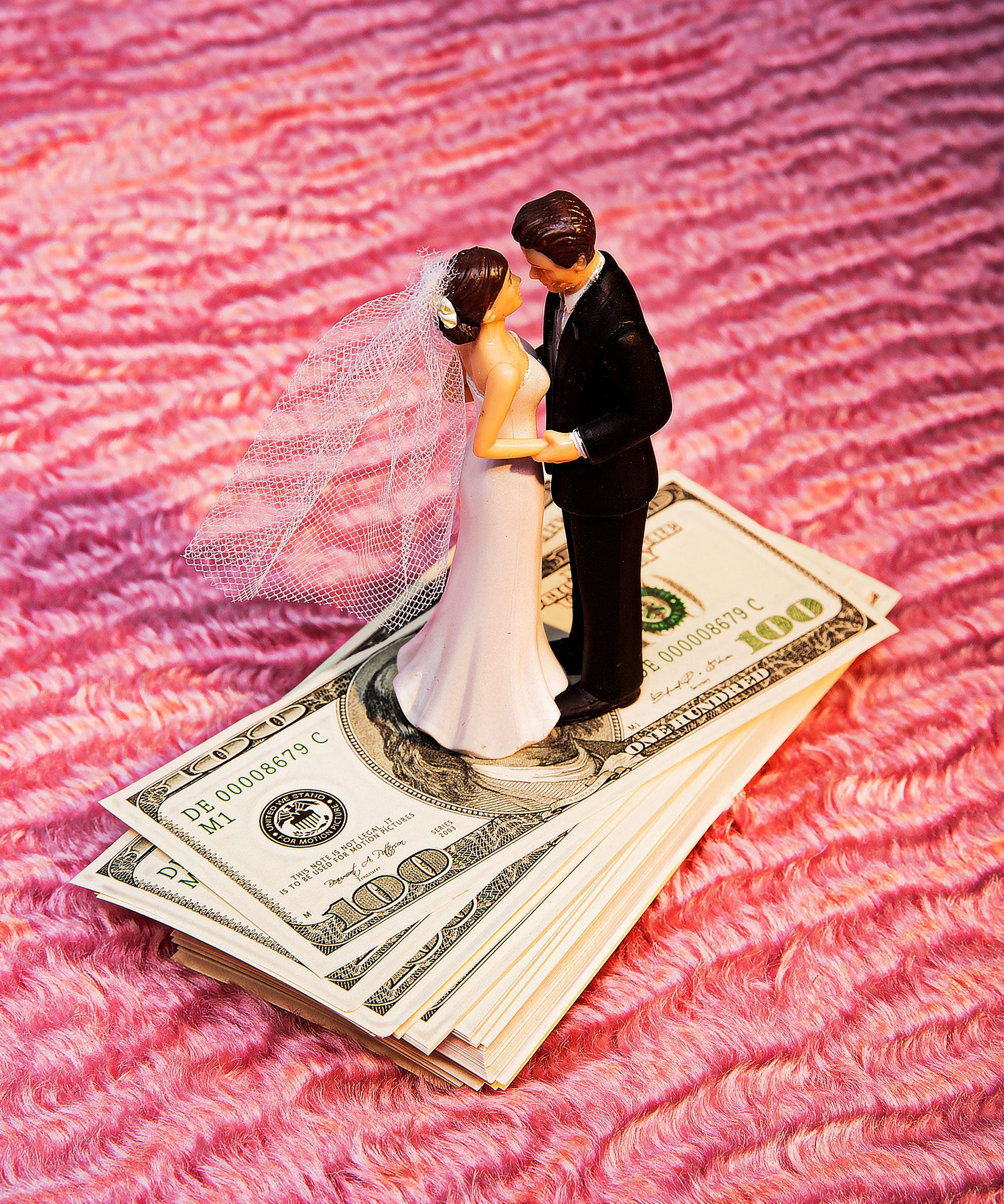 10 Women Share Who Paid For What At Their Weddings