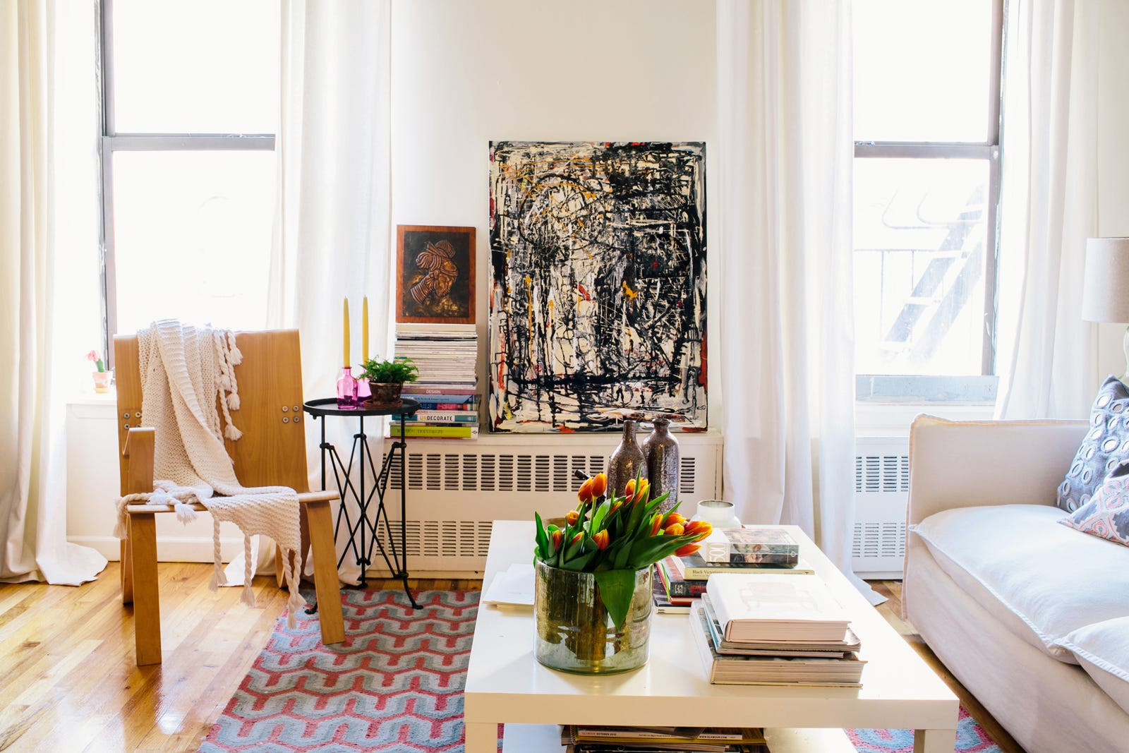 NYC Apartments - Decorating Small Apartments
