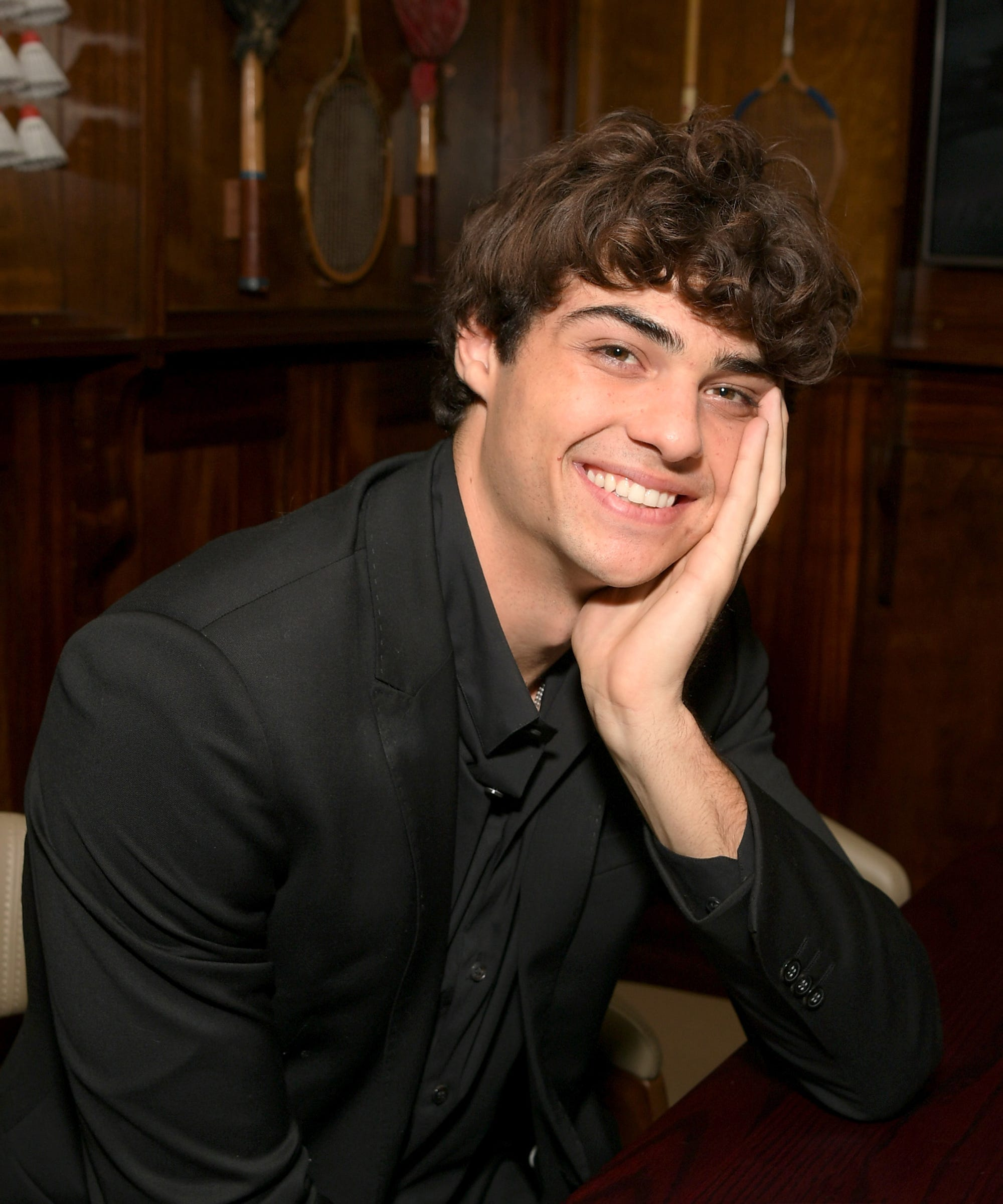 Cue Broken Hearts: Noah Centineo Says Goodbye To Peter Kavinsky